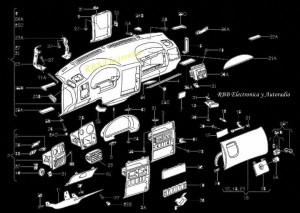 RBB Autoradio en Moreno Calefacion Automotor