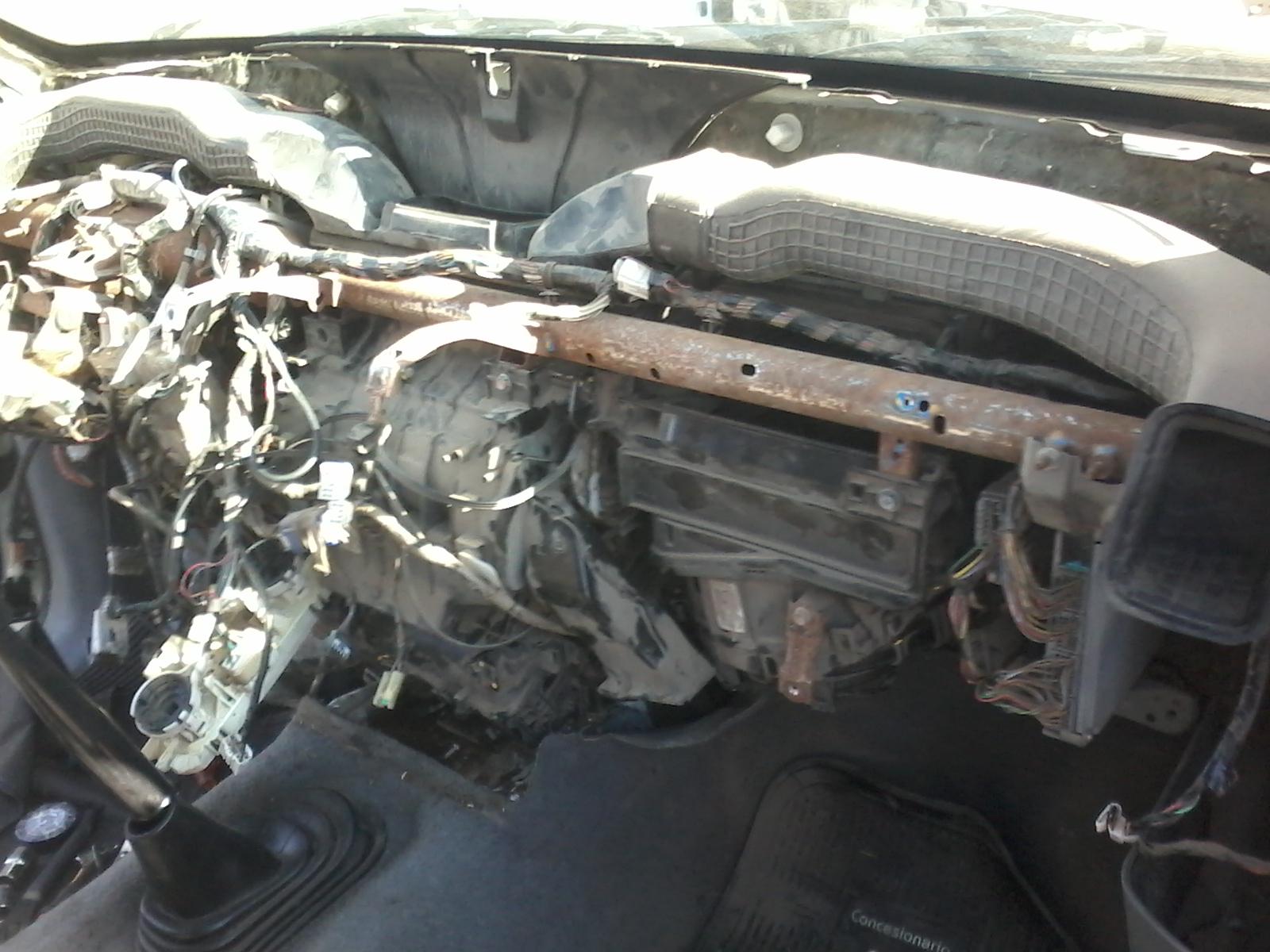 Cambio De Calefactor Toyota Hilux 2007 Autoradio En