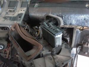 Reemplazando Calefactor
