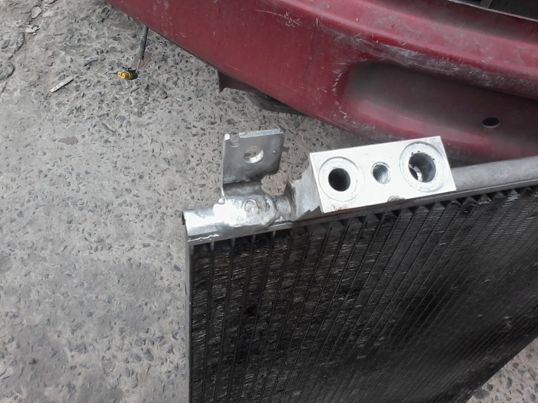 Aire acondicionado automotor autoradio en moreno buenos for Arreglar aire acondicionado